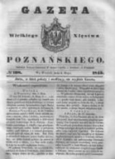 Gazeta Wielkiego Xięstwa Poznańskiego 1843.05.09 Nr108