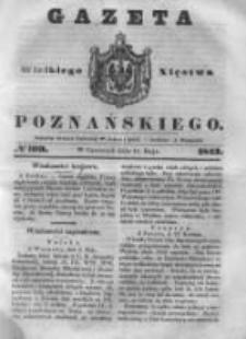 Gazeta Wielkiego Xięstwa Poznańskiego 1843.05.11 Nr109
