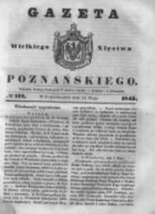 Gazeta Wielkiego Xięstwa Poznańskiego 1843.05.15 Nr112