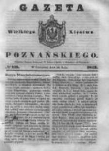 Gazeta Wielkiego Xięstwa Poznańskiego 1843.05.18 Nr115