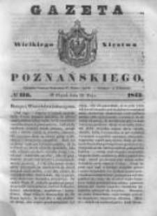 Gazeta Wielkiego Xięstwa Poznańskiego 1843.05.19 Nr116