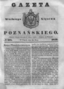 Gazeta Wielkiego Xięstwa Poznańskiego 1843.05.26 Nr121