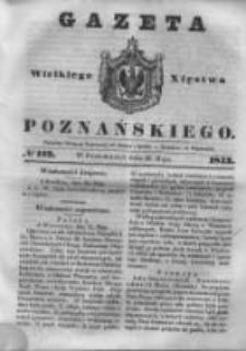 Gazeta Wielkiego Xięstwa Poznańskiego 1843.05.29 Nr123