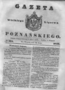 Gazeta Wielkiego Xięstwa Poznańskiego 1843.05.30 Nr124