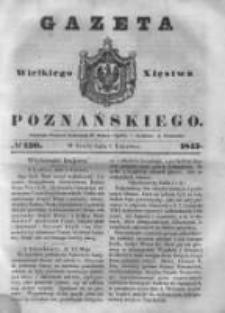 Gazeta Wielkiego Xięstwa Poznańskiego 1843.06.07 Nr130