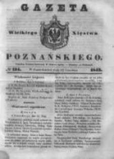 Gazeta Wielkiego Xięstwa Poznańskiego 1843.06.12 Nr134