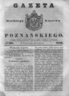Gazeta Wielkiego Xięstwa Poznańskiego 1843.06.16 Nr138