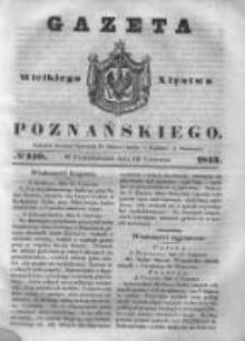 Gazeta Wielkiego Xięstwa Poznańskiego 1843.06.19 Nr140