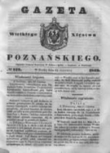 Gazeta Wielkiego Xięstwa Poznańskiego 1843.06.21 Nr142