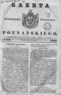 Gazeta Wielkiego Xięstwa Poznańskiego 1843.07.07 Nr156