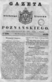 Gazeta Wielkiego Xięstwa Poznańskiego 1843.07.11 Nr159