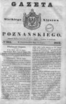 Gazeta Wielkiego Xięstwa Poznańskiego 1843.07.17 Nr164
