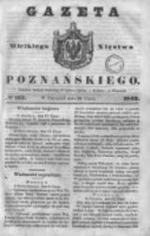 Gazeta Wielkiego Xięstwa Poznańskiego 1843.07.20 Nr167
