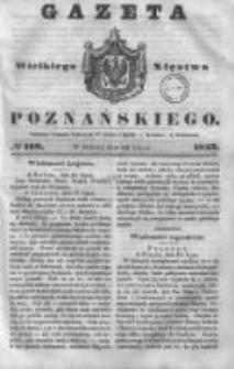 Gazeta Wielkiego Xięstwa Poznańskiego 1843.07.22 Nr169