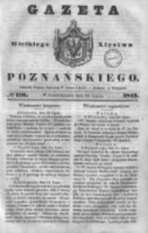 Gazeta Wielkiego Xięstwa Poznańskiego 1843.07.24 Nr170
