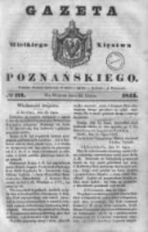 Gazeta Wielkiego Xięstwa Poznańskiego 1843.07.25 Nr171