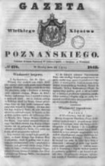 Gazeta Wielkiego Xięstwa Poznańskiego 1843.07.26 Nr172