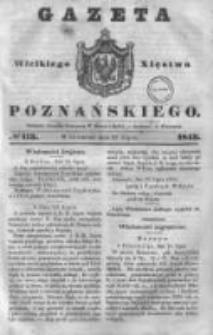 Gazeta Wielkiego Xięstwa Poznańskiego 1843.07.27 Nr173