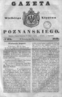 Gazeta Wielkiego Xięstwa Poznańskiego 1843.07.29 Nr175