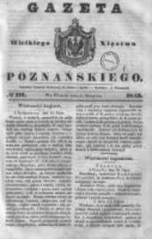 Gazeta Wielkiego Xięstwa Poznańskiego 1843.08.01 Nr177