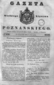Gazeta Wielkiego Xięstwa Poznańskiego 1843.08.03 Nr179