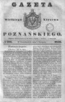 Gazeta Wielkiego Xięstwa Poznańskiego 1843.08.07 Nr182