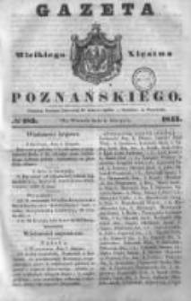 Gazeta Wielkiego Xięstwa Poznańskiego 1843.08.08 Nr183