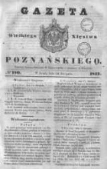 Gazeta Wielkiego Xięstwa Poznańskiego 1843.08.16 Nr190