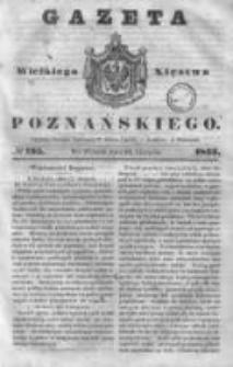 Gazeta Wielkiego Xięstwa Poznańskiego 1843.08.22 Nr195