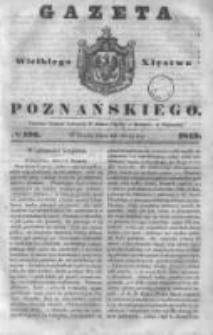 Gazeta Wielkiego Xięstwa Poznańskiego 1843.08.23 Nr196