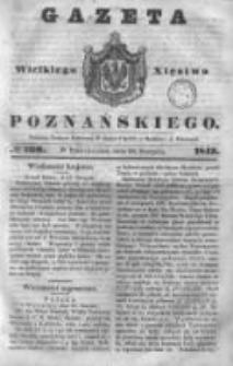Gazeta Wielkiego Xięstwa Poznańskiego 1843.08.28 Nr200