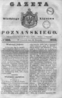 Gazeta Wielkiego Xięstwa Poznańskiego 1843.08.31 Nr203