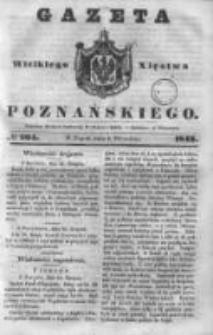 Gazeta Wielkiego Xięstwa Poznańskiego 1843.09.01 Nr204