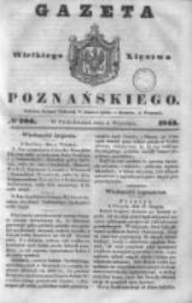 Gazeta Wielkiego Xięstwa Poznańskiego 1843.09.04 Nr206