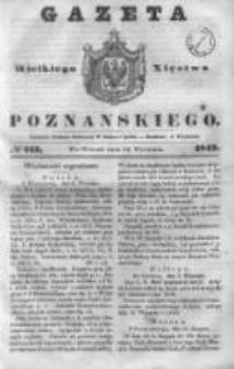 Gazeta Wielkiego Xięstwa Poznańskiego 1843.09.12 Nr213
