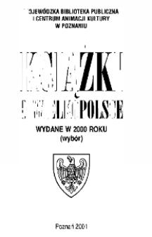 Książki o Wielkopolsce