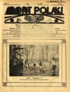 Sport Polski: oficjalny organ Polskiego Związku Lawn-Tenisowego, Poznańskiego Z. O. P. N. i Poznańskiego O. Z. L. A.: ogłasza również komunikaty oficjalne Polskiego Związku Piłki Nożnej 1922.05.13 R.2 Z.10