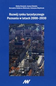 Rozwój rynku turystycznego Poznania w latach 2000-2030