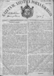 Gazeta Wielkiego Xięstwa Poznańskiego 1846.01.02 Nr1