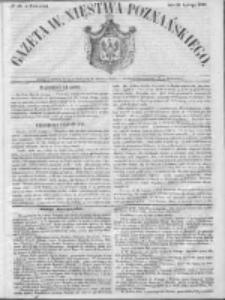 Gazeta Wielkiego Xięstwa Poznańskiego 1846.02.26 Nr48