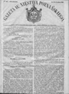 Gazeta Wielkiego Xięstwa Poznańskiego 1846.06.29 Nr148