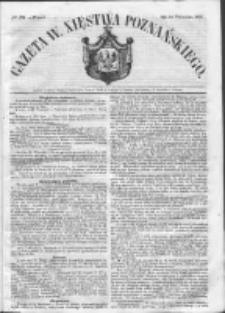Gazeta Wielkiego Xięstwa Poznańskiego 1852.09.24 Nr224