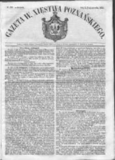 Gazeta Wielkiego Xięstwa Poznańskiego 1852.10.02 Nr231