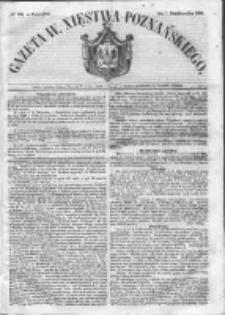 Gazeta Wielkiego Xięstwa Poznańskiego 1852.10.07 Nr235