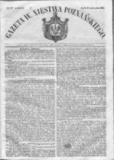 Gazeta Wielkiego Xięstwa Poznańskiego 1852.10.09 Nr237