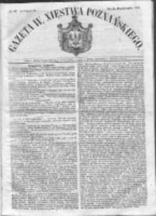 Gazeta Wielkiego Xięstwa Poznańskiego 1852.10.14 Nr241