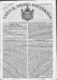 Gazeta Wielkiego Xięstwa Poznańskiego 1852.10.21 Nr247