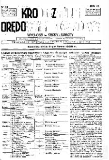 Krotoszyński Orędownik Powiatowy 1938.01.15 R.63 Nr5