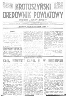 Krotoszyński Orędownik Powiatowy 1935.01.02 R.62 Nr3