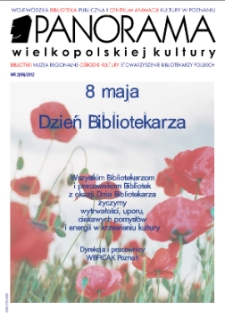 Panorama Wielkopolskiej Kultury. 2012. Nr 69